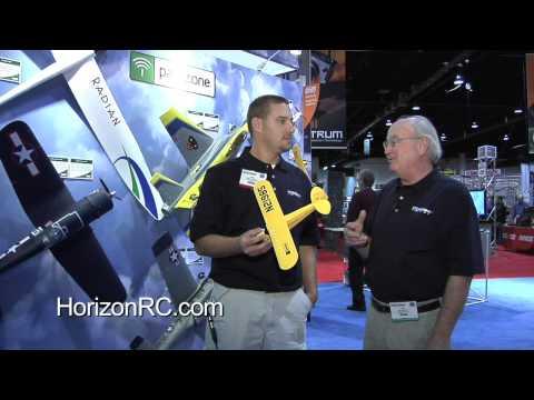 HorizonRC.com Event - iHobby 2009 - ParkZone Ultra Micro J-3 Cub