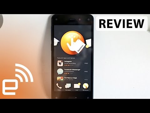 Amazon Fire Phone review | Engadget
