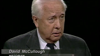 David McCullough interview (1999)