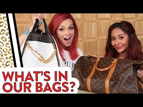 What's In My Bag with Kandee Johnson!