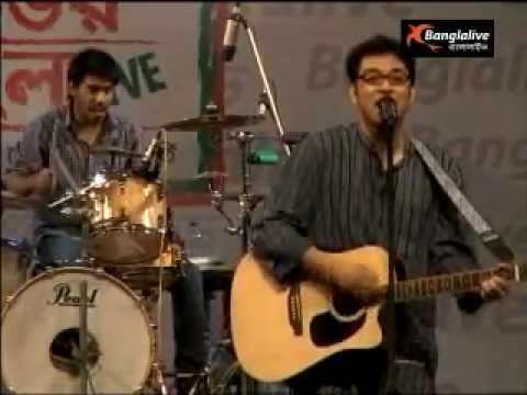 Banglalive presents Raatbhar Bangla Live (Episode - 3) - Anupam Roy