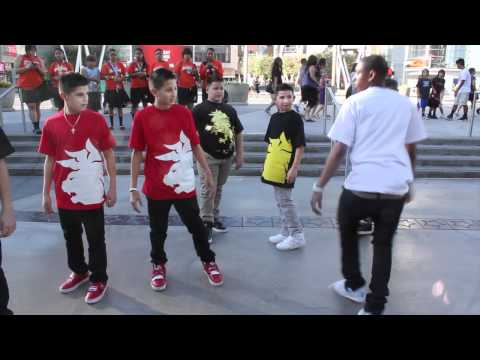 Iconic Boyz Meet Marvel Inc. video