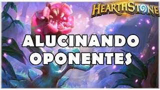 HEARTHSTONE - ALUCINANDO OPONENTES! (STANDARD MIRACLE ROGUE)