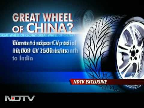 Cheap Chinese tyres may flood Indian markets