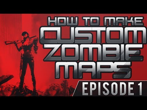 How To Make A Custom Zombies Map: Installing Mod Tools - Episode #1
