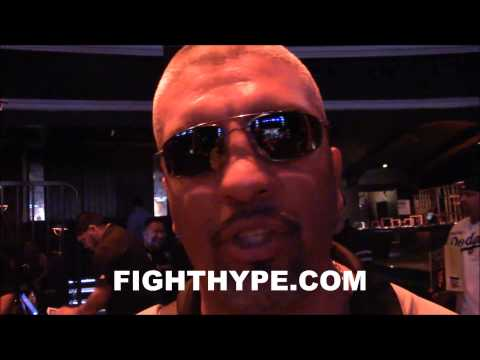 JOEL DIAZ ON WHY BRADLEY IS FIGHTING CHAVES ITS NOT WHO WE WANT ITS WHO THEY WANT