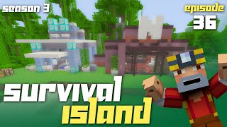 Minecraft Xbox One: Survival Island - Season 3! (Ep.36 - Dan's Diamond Shack!)
