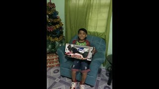 Playing Buggy RC car