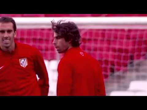 Atlético prepare!