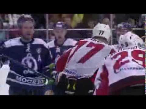 Бой КХЛ: Яласваара VS Денис Казионов / KHL Fight: Jalasvaara VS Denis Kazionov