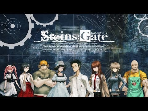STEINS;GATE Steam Trailer