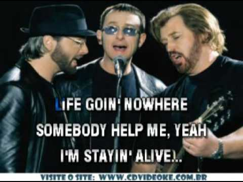 Bee Gees, The   Stayin' Alive