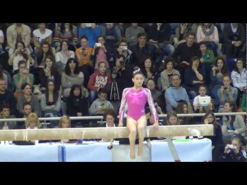 Kyla Ross (USA) 2013 Jesolo - EF BB - 2nd place