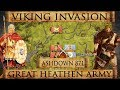 Vikings: Great Heathen Army - Battle of Ashdown 871 DOCUMENTARY