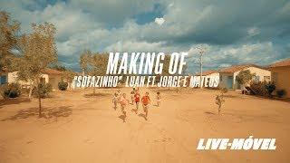 Luan Santana Pre Audio 34 Sofazinho 34 Ft Jorge E Mateus Making Of
