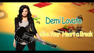 Sanalika Klip l Demi Lovato-Give Your Heart a Break l escorte12