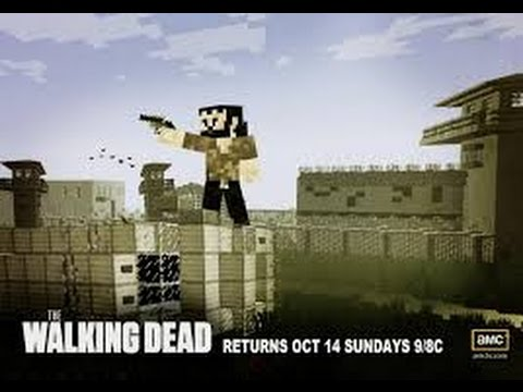 Minecraft survival seed the walking dead all caps