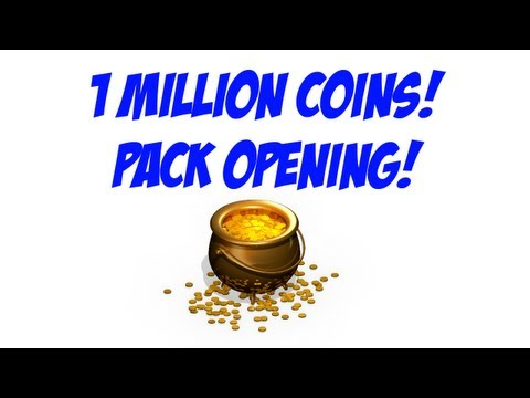 FIFA 13 - 1 MILLION PACK OPENING FOR TEAM OF THE SEASON - Part 1