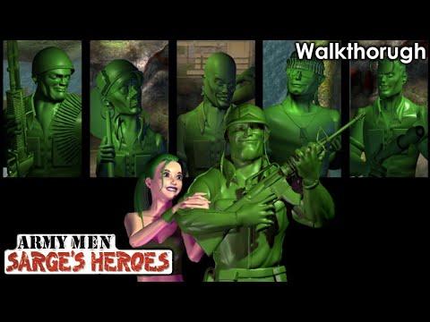 Army Men: Sarge's Heroes Walkthrough