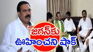YCP Got Shock In Nellore District: Bommireddy Raghavendra Reddy Resigns From YCP