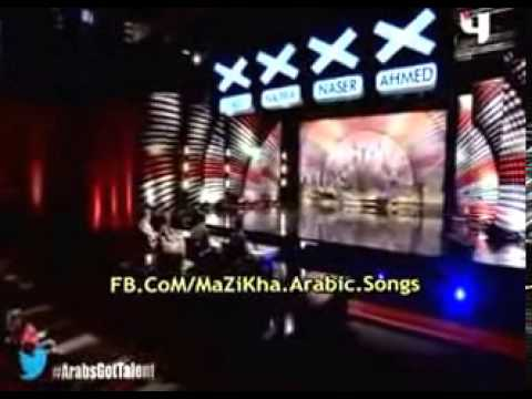 محمد اشرم تقليد نجوى كرم Arabs Got Talent 2013 EP 5