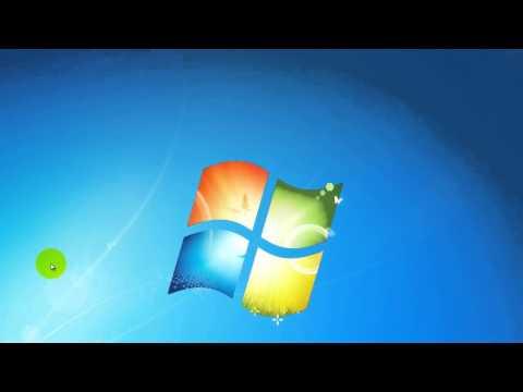 How to change Windows 7 Logon Screen