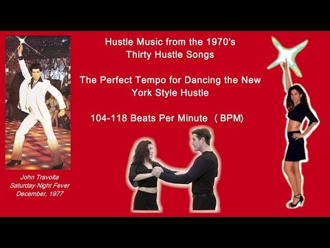 Hustle Music from the 1970's - Thirty Hustle Songs