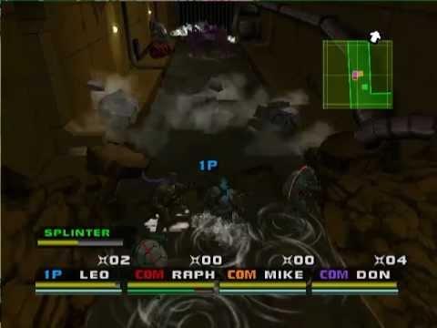 """""""TMNT 3: Mutant Nightmare"""" Прохождение: Эпизод 15"""