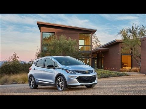 Is the Chevy Bolt the Shape of Things to Come?