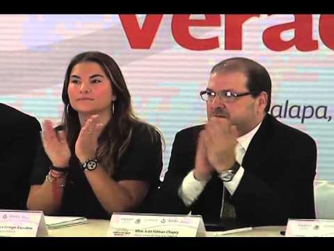 Conagua presenta  estrategia de Cultura del Agua Veracruz 2014