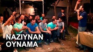 Reqiblerin naziynan oynama 2016 Meyxana Ismayilin toyu