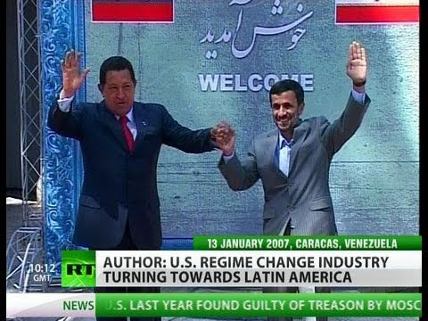 "Chavez Critical? ""Regime change flu coming to Latin America"""