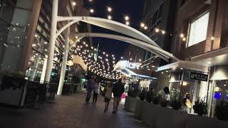 Video of downtown Greenville, SC.  Shot on iPhone XS Max.