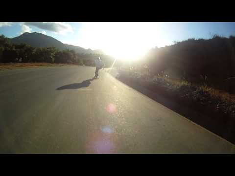 Richard Rodrigues Downhill Speed