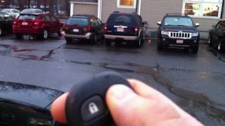 My car remote activates another car