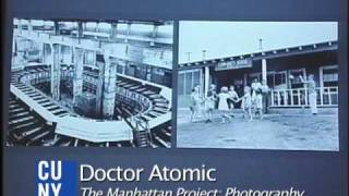 Doctor Atomic: The Manhattan Project: Photography