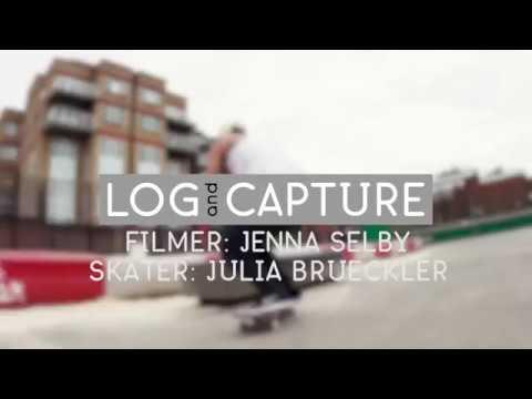 Log & Capture: Jenna Selby - Julia Brueckler