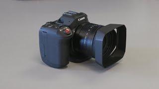02. Canon XC15 Tutorial