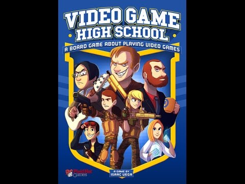 Video Game High School Review