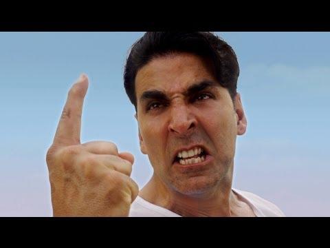 Kutte Ko Maar Akshay Kumar - Its Entertainment Dialog Promo