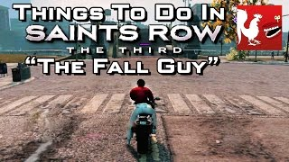 Things to do in_ Saint's Row 3 - The Fall Guy
