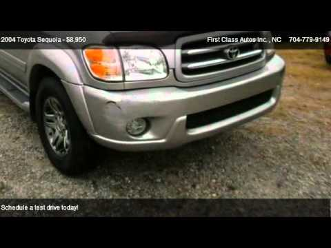 2004 Toyota Sequoia  - for sale in Denver, NC 28037