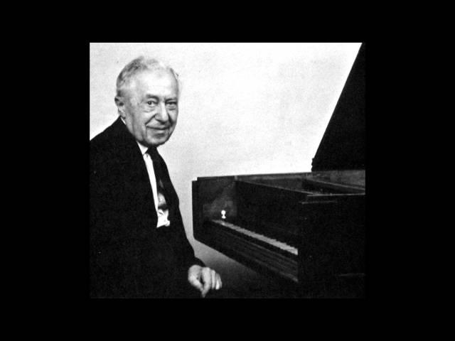Mieczysław Horszowski plays Lodovico Giustini - Vol. 1