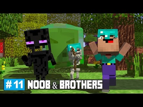 Slime Encounter - Minecraft Animation