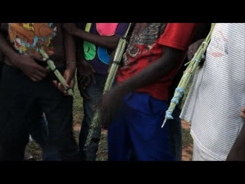 Central Africa's child soldiers struggle to readapt