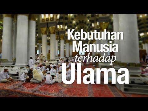 Ceramah Agama: Kebutuhan Manusia Terhadap Ulama, part 1 - Ustadz Abu Izzi Masmu'in Zubaidi
