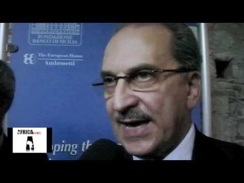 Forum Africa Taormina – intervista Giovanni Puglisi – presidente Fondazione Banco di Sicilia