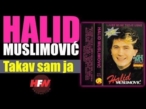 Halid Muslimovic - Takav sam ja - (Audio 1988) HD