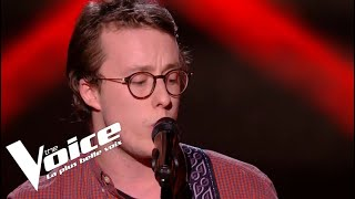 The Beatles - Come Together | David James Murphy | The Voice 2019 | Blind Audition