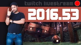 Livestream 2016 #53 - The News & The Ball